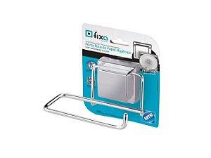 Porta Rolo de Papel Higienico com Fixação por Sucção R.1306 Arthi