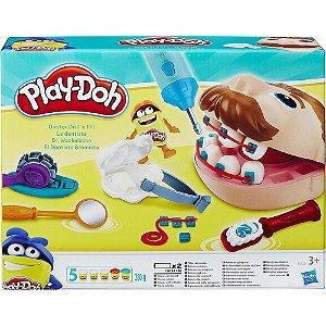 Play Doh Conjunto Dentista B5520 Hasbro