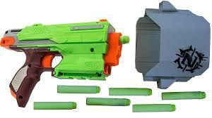 Lançador Nerf Zombie Sidestrike A6765 Hasbro