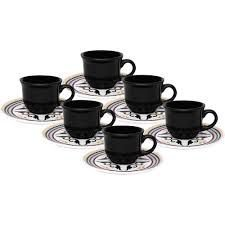 Conjunto De Xicaras Cafe Floreal Luiza R.JM22-6750 Oxford