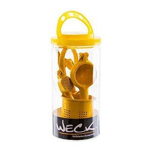 Kit de Espremedores Amarelo R.4005 Weck