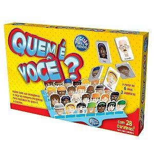 Jogo Quem é Voce R.2810 Pais e Filhos