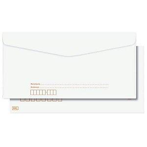 Envelope Carta Branco 114x229 Com RPC  Com 1000 Unidades R.18.2018-3 Foroni