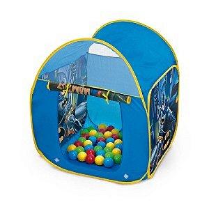 Barraca Infantil Batman Com Bolinhas 8144-7 Fun