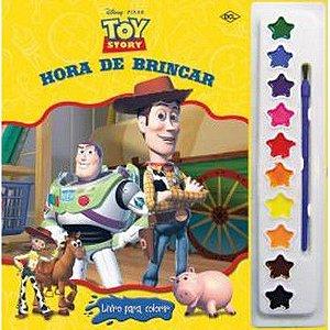 Livro Para Colorir Toy Story Hora de Brincar DCL