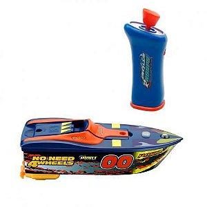 Aqua Racers Lancha Individual Com Controle R.BR206 Multikids