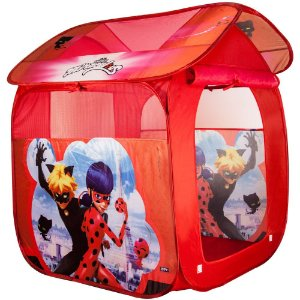 Barraca Portatil Casa Ladybug BS16LB Zippy Toys