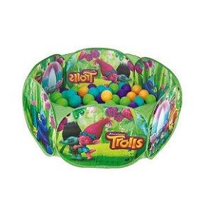Piscina de Bolinha Trolls PB17TR Zippy Toys