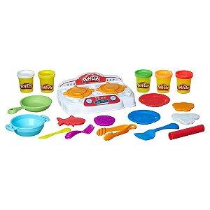 Play Doh Comidinhas no Fogão B9014 Hasbro