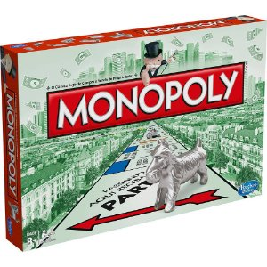 Jogo Monopoly R.00009 Hasbro