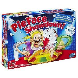 Jogo Pie Face Duelo C0193 Hasbro