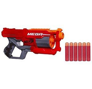 Lançador Nerf Mega Cyclone Shock A9353 Hasbro