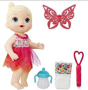 Boneca Baby Alive Hora da Festa Loira B9723 Hasbro
