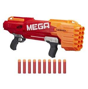 Lançador Nerf Mega Twinshock B9894 Hasbro