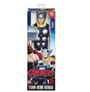 "Boneco Thor Figura Titan 12"" C0758 Hasbro"
