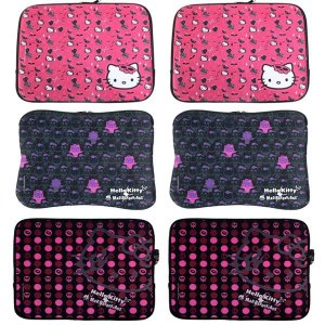 "06 Capas Para Notebook 14""Hello Kitty R.HKB11007 Sortidas Santino"