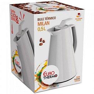 Bule Termico Milan 500ml Branco BT5737-BR Euro Home