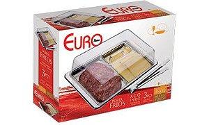 Porta Frios 3 Peças IN7211 Euro Home