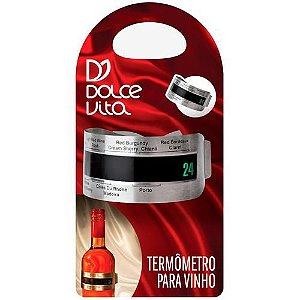 Termometro Para Vinho R.ZR670 Euro Home