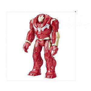 Boneco Avengers Titan Hulkbuster Power FX E1798 Hasbro