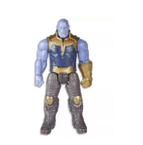 Boneco Titan Thanos Power FX E0572 Hasbro