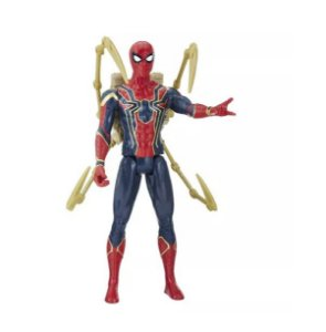 Boneco Homem Aranha Power Pack E0608 Hasbro