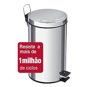 Lixeira Brasil Com Pedal 20 Litros 94538/120 Tramontina
