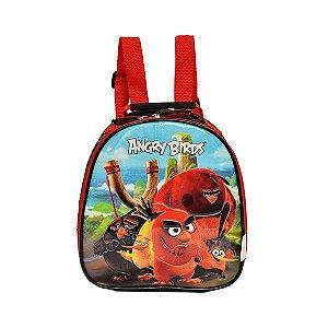 Lancheira Angry Birds 300D Pvc ABL800401 Santino