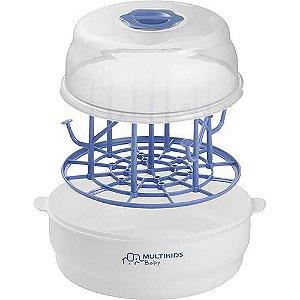Esterilizador Para Microondas Com Pinca BB170 Multikids