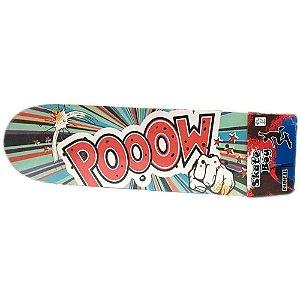 Skate Boy Simples Pooow SK-3108S Fenix