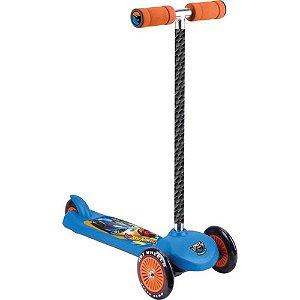 Patinete Radical Hot Wheels 3 Rodas 8144-8 Fun