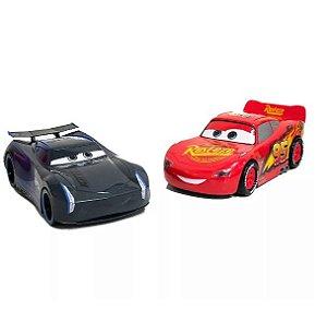 Carros Kit Com 2 Veiculos Com Fricçao 8262-1 Toyng
