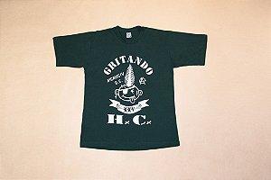 Camiseta Gritando HC oldschool 25anos