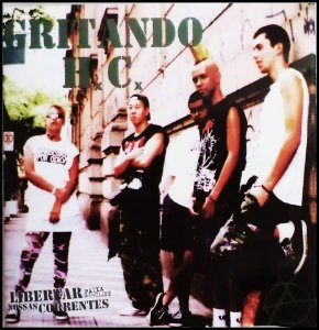 CD -  Gritando HC 01