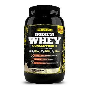 Whey Protein - Sabor Baunilha (900g)