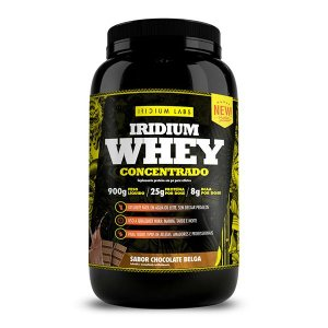 Whey Protein - Sabor Chocolate (900g)
