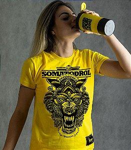 Camiseta Feminina Somatodrol