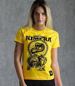 Camiseta Feminina Kimera
