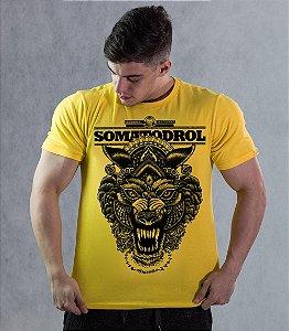 Camiseta Masculina Somatodrol