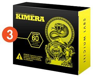 Kit 3 Caixas de Kimera - Termogênico