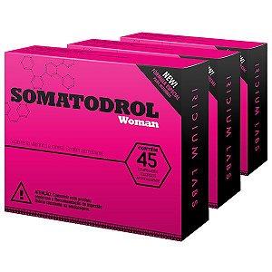 Kit 3 Caixas de Somatodrol Woman - Complex Activator