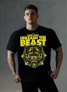 Camiseta Masculina Unleash the Beast