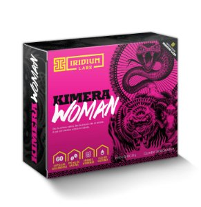 Kimera Woman - Termogênico (60 cápsulas)
