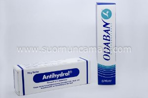 ODABAN SPRAY 30ml + ANTIHYDRAL POMADA 70g