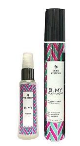 Kit Leave-in B-MY 120ml e Perfume 30ml | Multifunção |Produto Natural