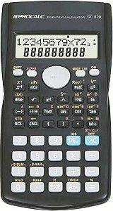 Calculadora Científica SC820 Procalc