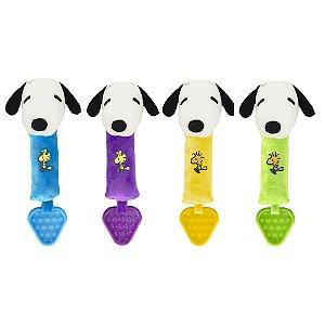Chocalho Mordedor Snoopy - Pura Diversão