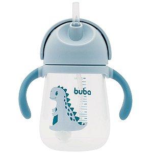 Copo Dino Azul com Alça - Buba