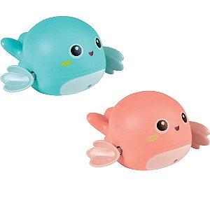 Brinquedo de Banho Baleia - Buba