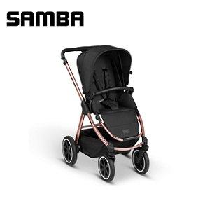 Carrinho de Bebê Samba Travel System Rose Gold - ABC Design